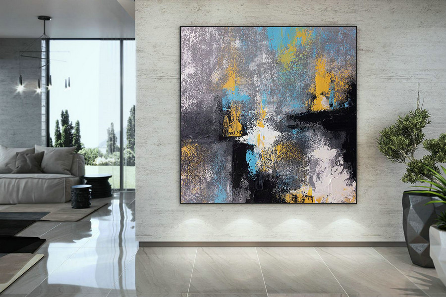ideas for wall decor above bed,canvas art design for drawing room wall,oversized wall art for living room,small grey bedroom ideas,abstract seascape paintings,unframed canvas abstract wall art,expressionism abstract painting,hinged bathroom wall art,P5e3