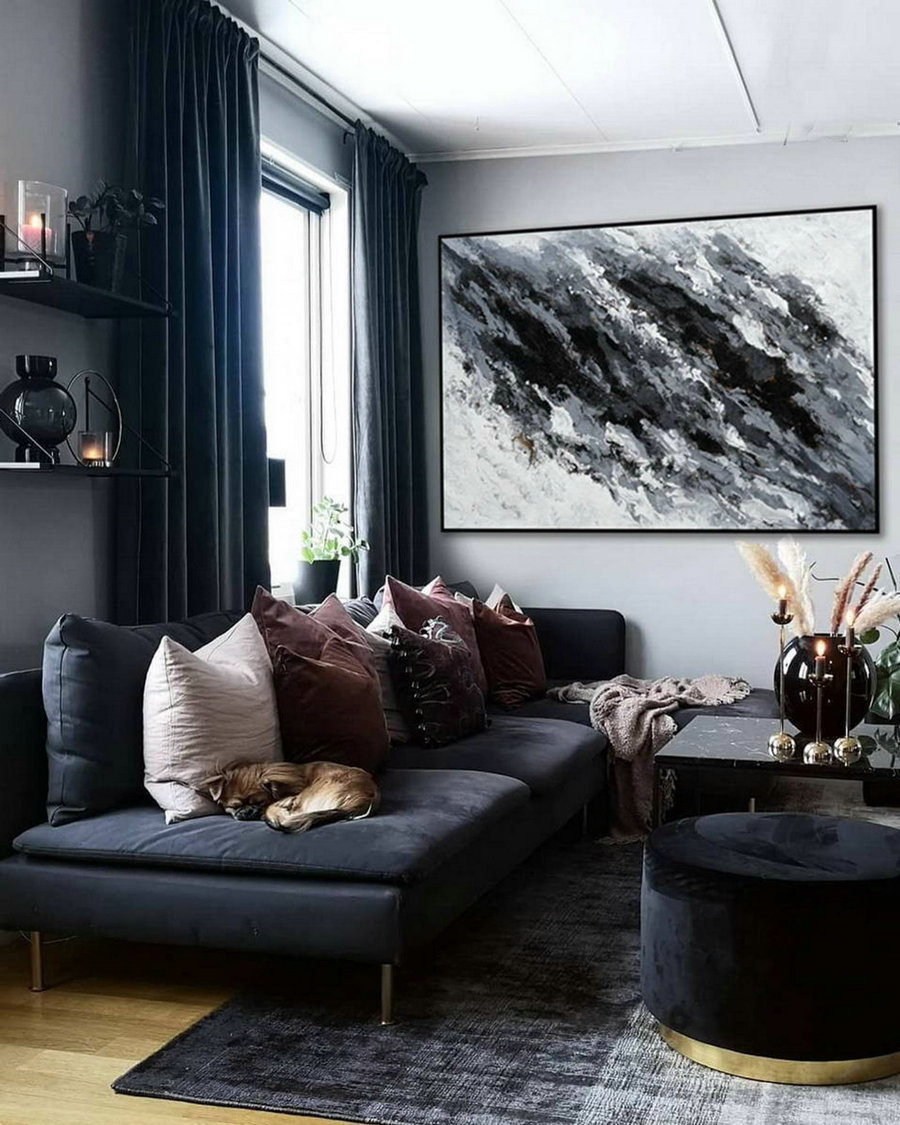 living room wall ideas 2018,gray and white bedroom decor ideas,coral canvas wall art,grey walls in living room,silver abstract art,large wooden wall art,waves abstract art,laundry room decorations for the wall,L8r1